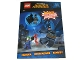 Book No: b16sh02pl  Name: DC Comics Super Heroes - Wejście mrocznego rycerza - Activity Book (Polish Edition)