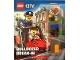 Book No: b17cty01en  Name: City - Bulldozer Break-In (English Edition)