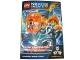 Book No: b17nex01pl  Name: Nexo Knights - Atak kamiennych potworów! - Activity Book (Polish Edition)