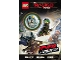 Book No: b17tlnm01nl  Name: The LEGO Ninjago Movie - Garmadon in Ninjago City (Dutch Edition)