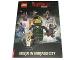 Book No: b17tlnm04pl  Name: The LEGO Ninjago Movie - Misja w Ninjago City (Polish Edition)