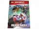 Book No: b18njo07pl  Name: Ninjago - Oblicze wroga - Activity Book (Polish Edition)