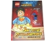 Book No: b18sh02pl  Name: DC Comics Super Heroes - Jak zostać superbohaterem Moje tajne zapiski (Polish Edition)