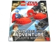 Book No: b19sw05  Name: Star Wars: Build Your Own Adventure Galactic Missions - book only entry