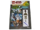 Book No: b19sw06  Name: Star Wars - Brick Adventures, Awesome Jedi Tales
