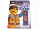 Book No: b19tlm05pl  Name: The LEGO Movie 2 - Emmet radzi, jak być fajnym (Polish Edition) - Hardcover