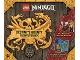 Book No: b21njo01nl  Name: Ninjago Legacy - De Gouden Ninja (Dutch Edition)