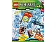 Book No: mag2012njo1de  Name: Lego Magazine Ninjago 2012 NRG Zane Special (German)