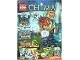 Book No: mag2013chi01de  Name: Lego Magazine Legends of Chima 2013 Issue 1 (German)