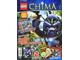 Book No: mag2014chi03pl  Name: Lego Magazine Legends of Chima 2014 Issue 3 (Polish)