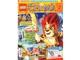 Book No: mag2014chi10pl  Name: Lego Magazine Legends of Chima 2014 Issue 10 (Polish)