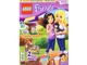 Book No: mag2014frnd05pl  Name: Lego Magazine Friends 2014 Issue 5 (Polish)