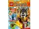 Book No: mag2015chi07nl  Name: LEGO Magazine Legends of Chima 2015 Issue 7 (Dutch)