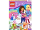 Book No: mag2015frnd01pl  Name: Lego Magazine Friends 2015 Issue 1 (Polish)