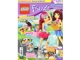 Book No: mag2015frnd03pl  Name: Lego Magazine Friends 2015 Issue 3 (Polish)