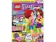 Book No: mag2015frnd04nl  Name: Lego Magazine Friends 2015 Issue 4 (Dutch)