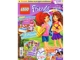 Book No: mag2015frnd04pl  Name: Lego Magazine Friends 2015 Issue 4 (Polish)
