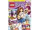 Book No: mag2015frnd09nl  Name: Lego Magazine Friends 2015 Issue 9 (Dutch)