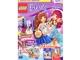 Book No: mag2015frnd09pl  Name: Lego Magazine Friends 2015 Issue 9 (Polish)