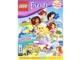 Book No: mag2015frnd13pl  Name: Lego Magazine Friends 2015 Special Issue 1 (Polish)