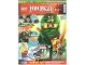 Book No: mag2015njo02de  Name: Lego Magazine Ninjago 2015 Issue 2 (German)