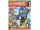 Book No: mag2015njo05de  Name: Lego Magazine Ninjago 2015 Issue 5 (German)