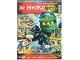 Book No: mag2015njo06de  Name: Lego Magazine Ninjago 2015 Issue 6 (German)