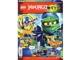 Book No: mag2015njo06pl  Name: Lego Magazine Ninjago 2015 Issue 6 (Polish)