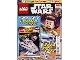 Book No: mag2015sw04en  Name: Lego Magazine Star Wars 2015 Issue 4 (English)
