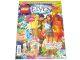 Book No: mag2016elf01pl  Name: Lego Magazine Elves 2016 Issue 1 (Polish)