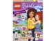 Book No: mag2016frnd04pl  Name: Lego Magazine Friends 2016 Issue 4 (Polish)
