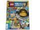 Book No: mag2016nex03pl  Name: Lego Magazine Nexo Knights 2016 Issue 3 (Polish)