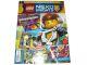 Book No: mag2016nex04pl  Name: Lego Magazine Nexo Knights 2016 Issue 4 (Polish)