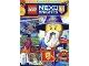 Book No: mag2016nex06pl  Name: Lego Magazine Nexo Knights 2016 Issue 6 (Polish)