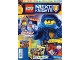 Book No: mag2016nex08pl  Name: Lego Magazine Nexo Knights 2016 Issue 8 (Polish)