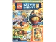 Book No: mag2016nex09de  Name: Lego Magazine Nexo Knights 2016 Issue 9 (German)