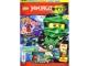 Book No: mag2016njo02pl  Name: Lego Magazine Ninjago 2016 Issue 2 (Polish)
