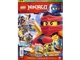 Book No: mag2016njo03pl  Name: Lego Magazine Ninjago 2016 Issue 3 (Polish)