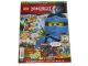 Book No: mag2016njo04pl  Name: Lego Magazine Ninjago 2016 Issue 4 (Polish)