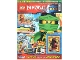 Book No: mag2016njo14de  Name: Lego Magazine Ninjago 2016 Issue 14 (German)
