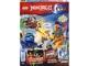 Book No: mag2016njosp1pl  Name: Lego Magazine Ninjago 2016 Special Issue 1 (Polish)