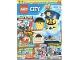 Book No: mag2017cty01de  Name: Lego Magazine City 2017 Issue 1 (German)