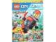 Book No: mag2017cty03de  Name: Lego Magazine City 2017 Issue 3 (German)