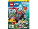 Book No: mag2017cty03nl  Name: LEGO Magazine City 2017 Issue 3 (Dutch)