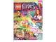 Book No: mag2017elf02de  Name: Lego Magazine Elves 2017 Issue 2 (German)