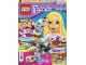 Book No: mag2017frnd06pl  Name: Lego Magazine Friends 2017 Issue 6 (Polish)