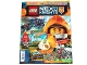 Book No: mag2017nex09pl  Name: Lego Magazine Nexo Knights 2017 Issue 9 (Polish)