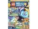 Book No: mag2017nex16de  Name: Lego Magazine Nexo Knights 2017 Issue 16 (German)