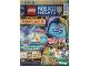 Book No: mag2017nex16en  Name: Lego Magazine Nexo Knights 2017 Issue 16 (English)