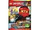 Book No: mag2017njo06pl  Name: Lego Magazine Ninjago 2017 Issue 6 (Polish)
